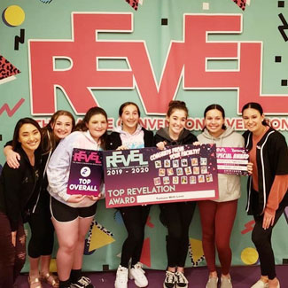 revel dance competition